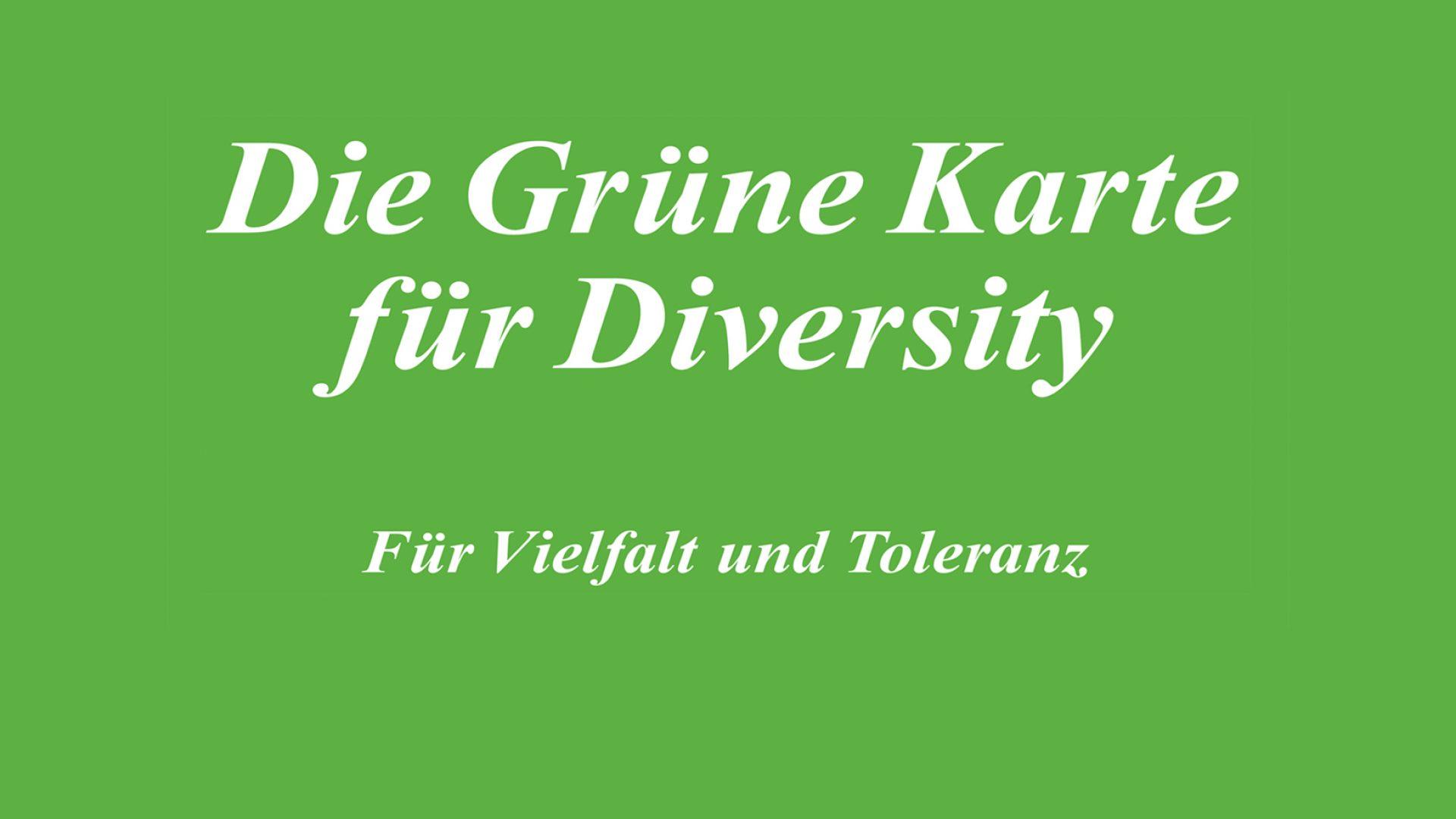 gr ne karte f r diversity eine initiative des gendertreff