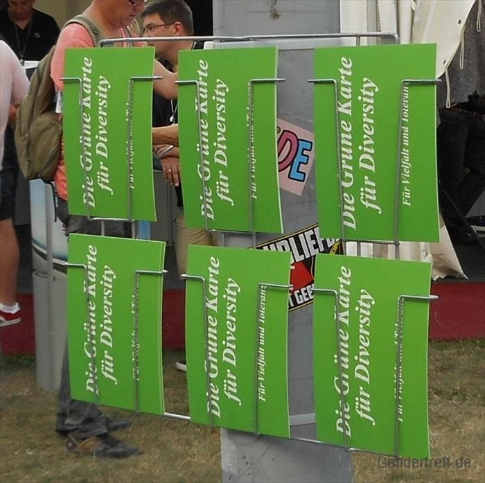 70 Jahre NRW Grüne Karte für Diversity 002