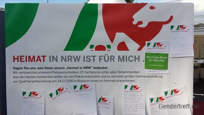 70 Jahre NRW Grüne Karte für Diversity 003